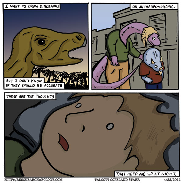 Dino Thoughts