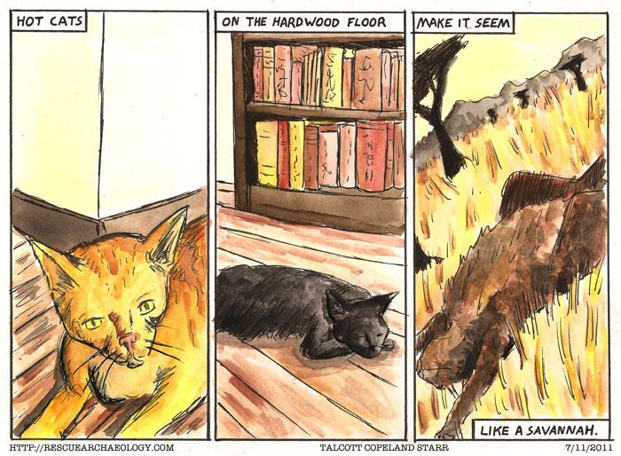 Hot Cats