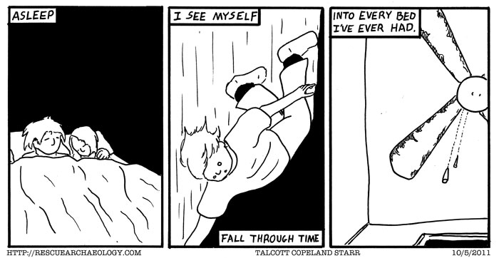 Bed Fall