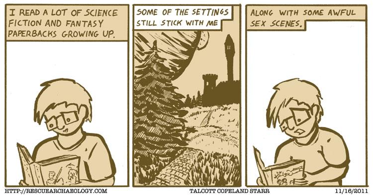 SciFi/Fantasy