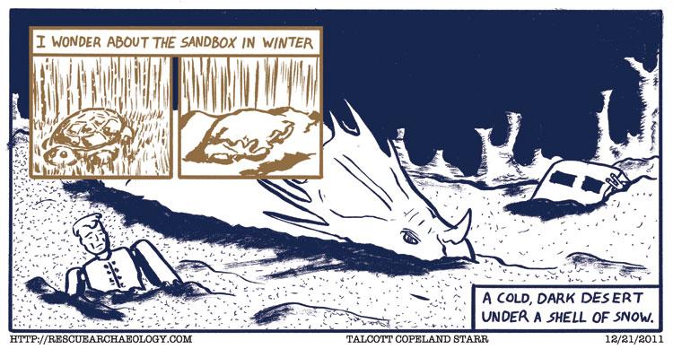 Winter Sand