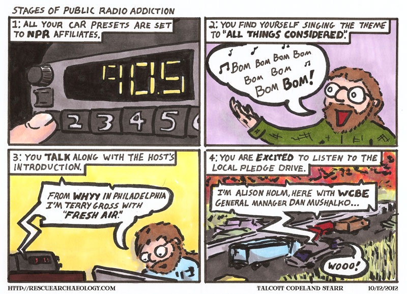 Public Radio Addiction