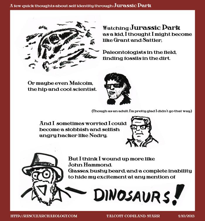 Jurassic Identity